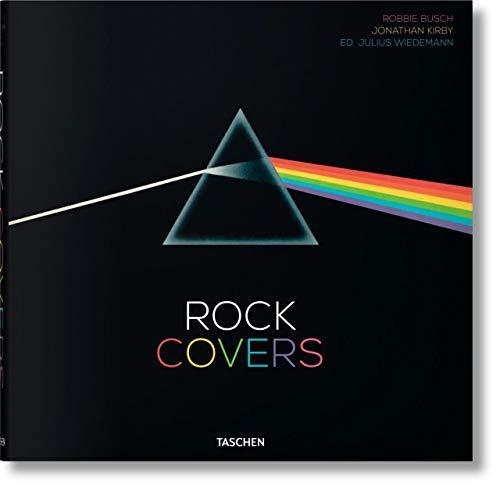 9783836545266: ROCK COVERS-ESP.