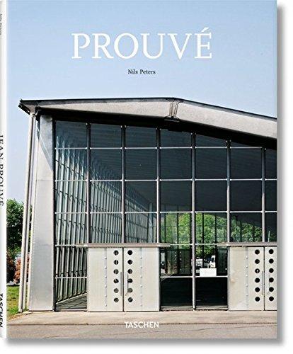 Jean Prouvé (Hardback): Nils Peters