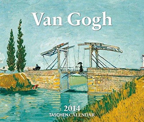9783836545549: Van Gogh - 2014 Tear Off Calendar: All international holidays included (Taschen Tear-off Calendars)