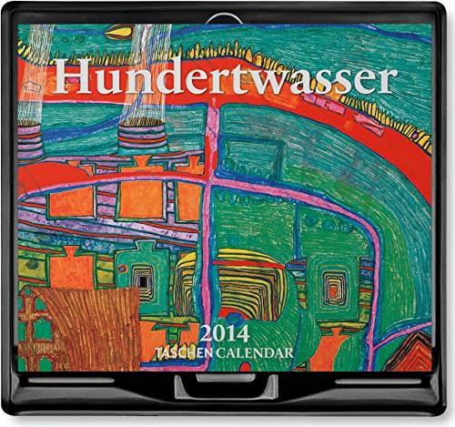 Hundertwasser 2014 (Taschen Tear-off Calendars): Taschen
