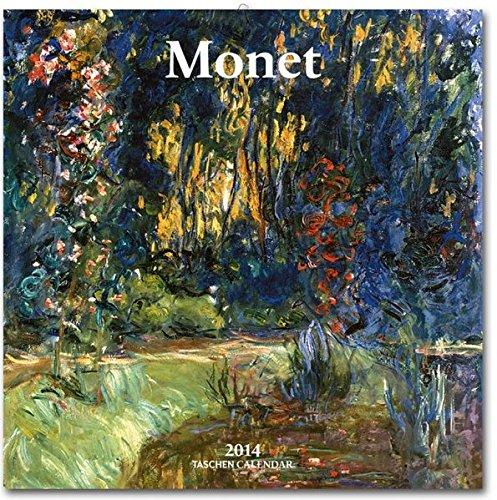 9783836545631: Monet 2014 (Taschen Wall Calendars)