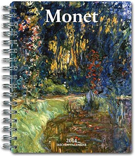 Monet - 2014 Diary (Taschen Spiral Diaries): Taschen