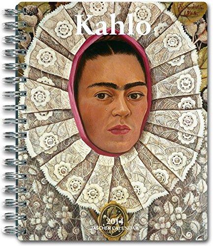Kahlo - 2014 Diary (Taschen Spiral Diaries): Taschen
