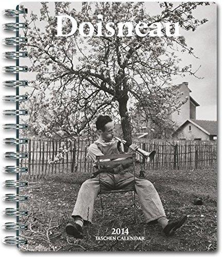 9783836545792: Doisneau 2014 (Taschen Spiral Diaries)