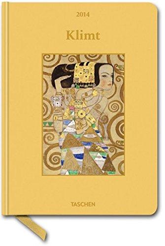 9783836546041: 14 Klimt (Taschen Small Clothbound Diary)