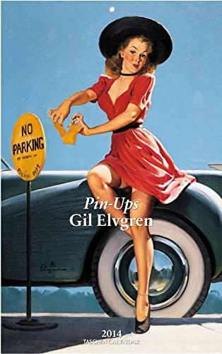 9783836546294: Pin-Ups. Gil Elvgren 2014 (Taschen Weekly Tear-off Calendars)
