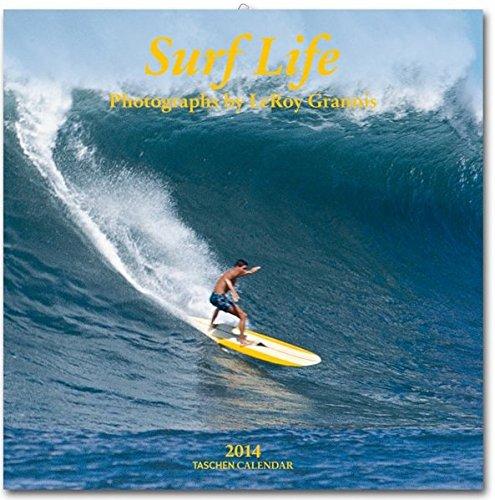 9783836546430: Surf Life. LeRoy Grannis 2014 (Taschen Wall Calendars)