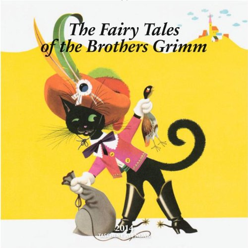 9783836546478: The Fairy Tales of the Brothers Grimm 2014 (Taschen Wall Calendars)