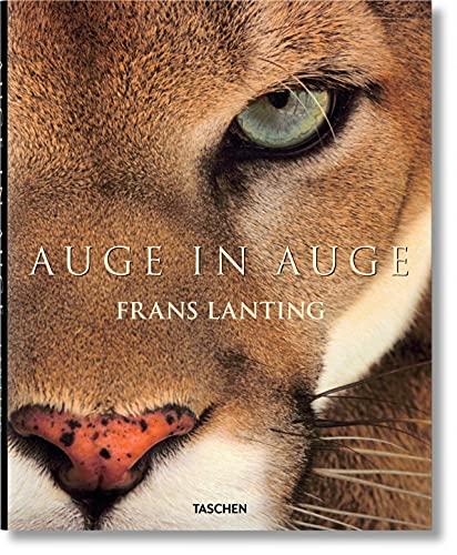 9783836547314: Frans Lanting. Auge in Auge