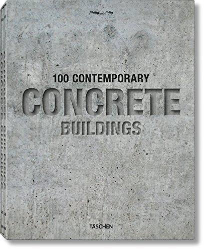 9783836547673: 100 Contemporary Concrete Buildings