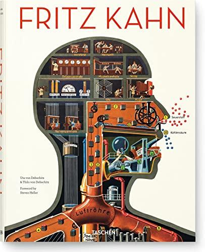Fritz Kahn (Hardcover): Uta Von Debschitz