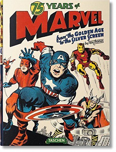 9783836548441: 75 Years of Marvel Comics