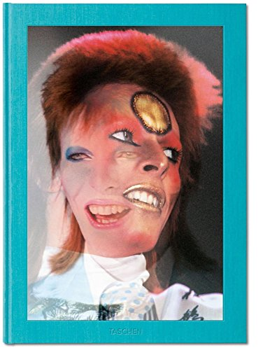9783836549059: The rise of David Bowie. 1972-1973. Ediz. inglese, francese e tedesca (Collector's edition)