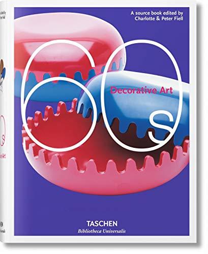 9783836549196: Decorative art 60s. Ediz. italiana, spagnola e portoghese