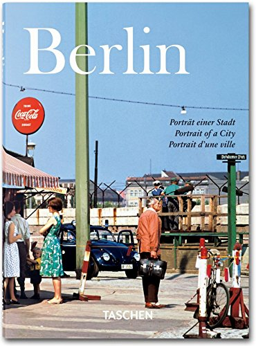 9783836549509: Berl�n. Portrait of a city.