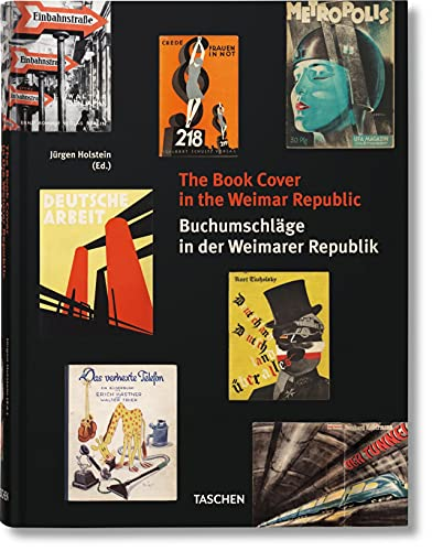 Book Covers in the Weimar Republic: Holstein, J�rgen