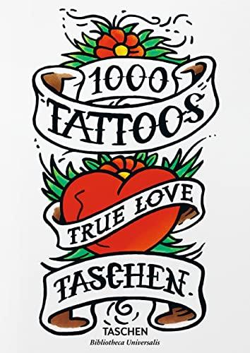 9783836549929: 1000 Tattoos