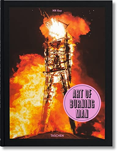 Art of Burning Man: Guy, NK