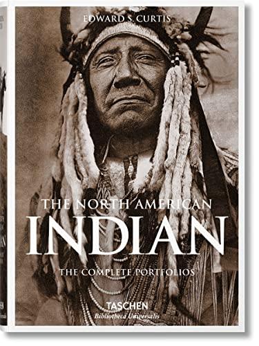 9783836550543: Los Indios De Norteamérica. Las Carpetas Completas