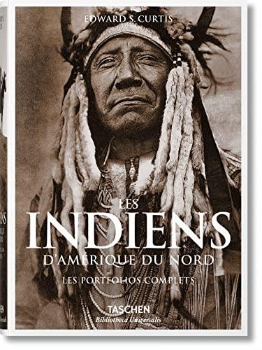 9783836550550: Les indiens d'Amérique du Nord. Les porfolios complets