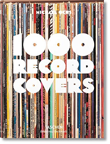 9783836550581: 1000 Record Covers - Bilingual Edition (Bibliotheca Universalis)