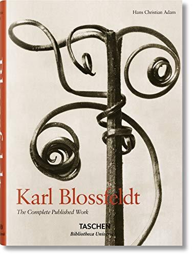 Karl Blossfeldt. the Complete Published Work: Hans Christian Adam