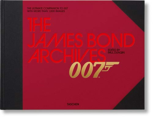 9783836551847: THE JAMES BOND ARCHIVES 007