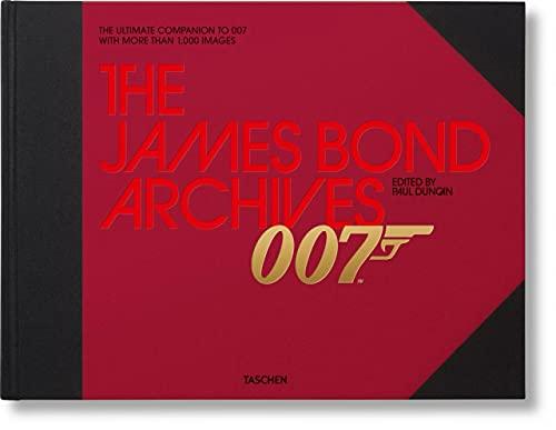 9783836551854: Les Archives James Bond. Édition SPECTRE