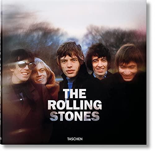 9783836552202: THE ROLLING STONES(3 PAG.DESPLEG.)(T.D)(14)-XL-