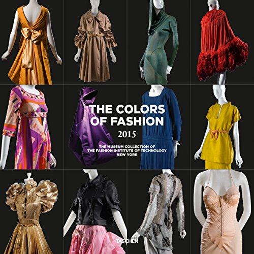 9783836552653: The Colors of Fashion - 2015