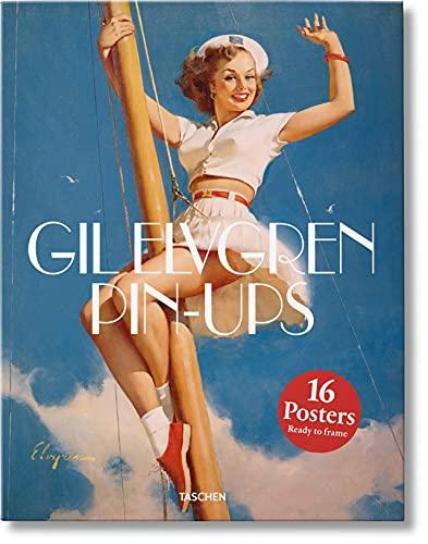 9783836552660: Pin-Ups. Gil Elvgren (Print Set)
