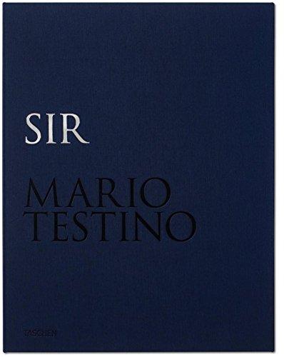 Mario Testino. SIR (Hardcover): Pierre Borhan