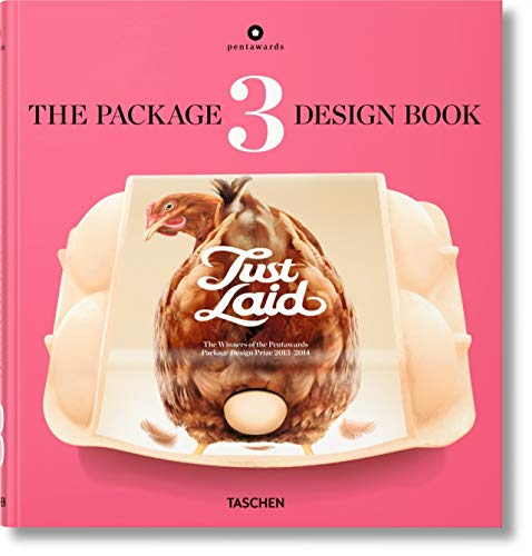 The Package Design Book 3: Pentawards, Julius Wiedemann