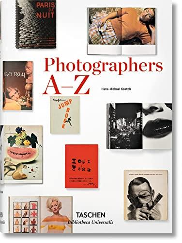 9783836554343: Fotógrafos De La A A La Z (Bibliotheca Universalis)