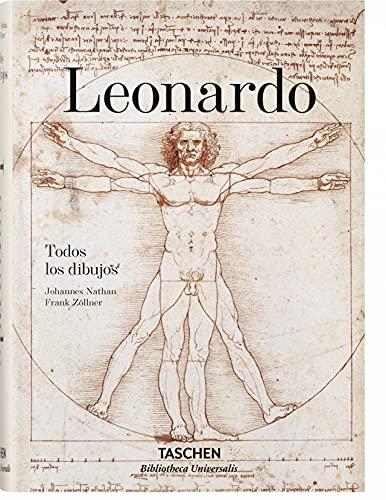 9783836554398: Leonardo Da Vinci. Obra Gráfica (Bibliotheca Universalis)