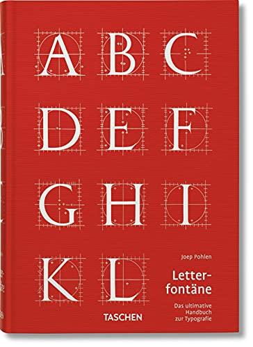 9783836554503: Letterfontäne
