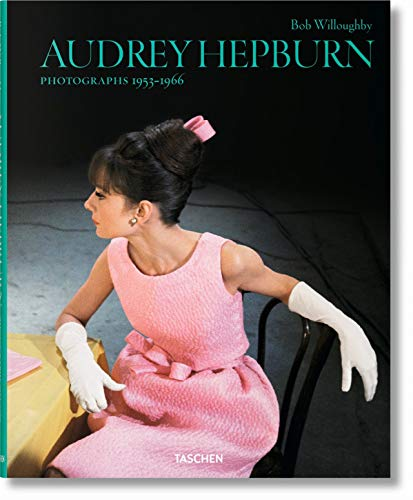 9783836554787: AUDREY HEPBURN, PHOTOGRAPHS 1953-1966