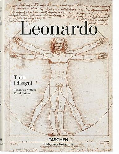 9783836555029: Leonardo da Vinci. I disegni