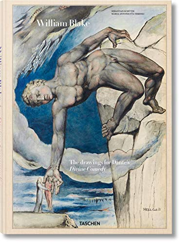 9783836555128: William Blake. The drawings for Dante's Divine Comedy