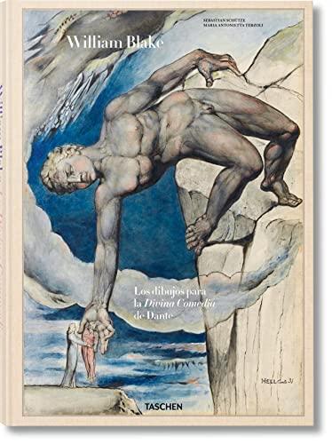 9783836555159: William Blake. La Divina Commedia di Dante: BLAKE LA DIVINE COMEDIE DE DANTE-IT