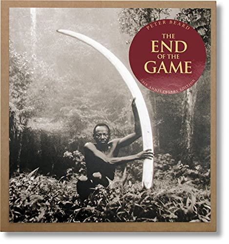 Peter Beard. The End of the Game: 50th Anniversary Edition