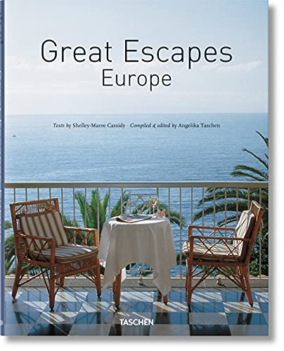 Great Escapes Europe: Updated Edition: Cassidy, Shelley-Maree