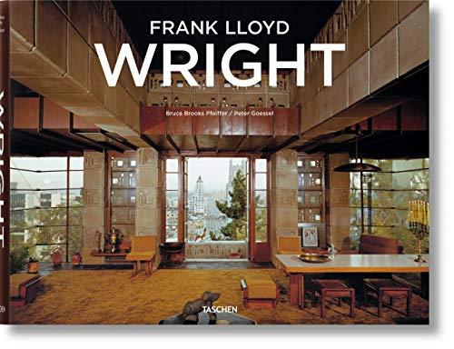 Frank Lloyd Wright (Hardcover): Bruce Brooks Pfeiffer