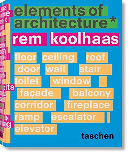9783836556149: Elements of architecture