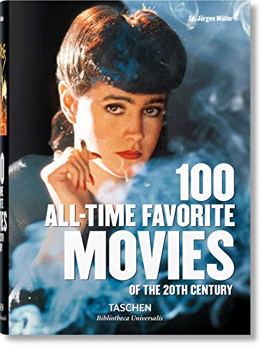 9783836556187: 100 All-Time Favorite Movies of the 20th Century: BU