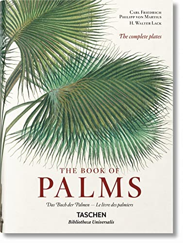 9783836556231: Martius: The Book of Palms