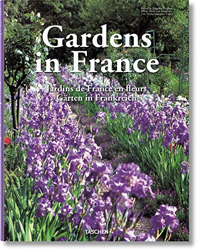 9783836556552: Gardens In France (Jumbo)