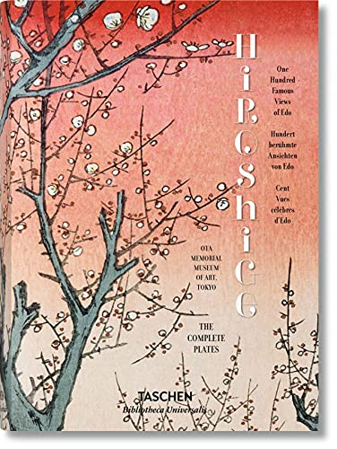 9783836556590: Bu-hiroshige-trilingue (Bibliotheca Universalis)