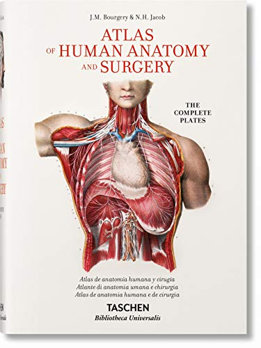 9783836556637: ATLAS OF HUMAN ANATOMY AND SURGERY(T.D)(15)-BU-