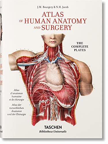 9783836556637: ATLAS OF HUMAN ANATOMY AND SURGERY(T.D)(15)-BU-